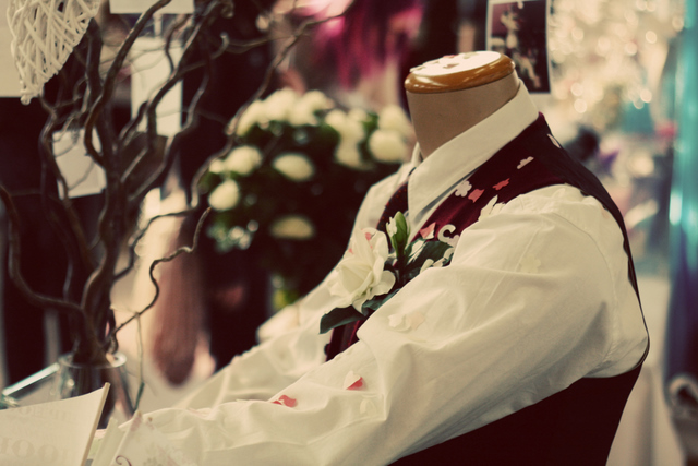 A most curious vintage wedding fair Norwich